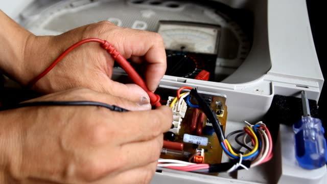 washing machine repairman. - appliance stock videos & royalty-free footage