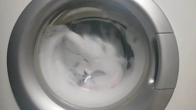 washing machine - laundry powder stock videos and b-roll footage