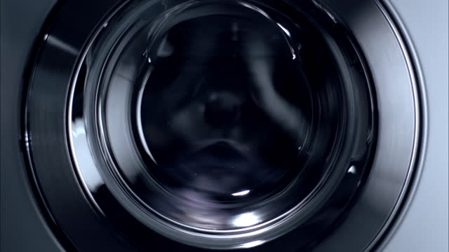 washing machine - steel stock videos & royalty-free footage