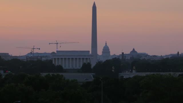 Washington DC at Sunrise