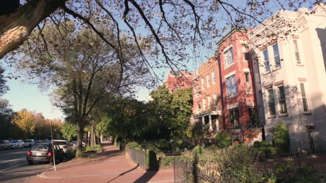 washington dc cityscapes capitol hill - washington dc stock videos & royalty-free footage