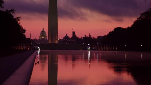 Washington D.C. National Mall at Dawn
