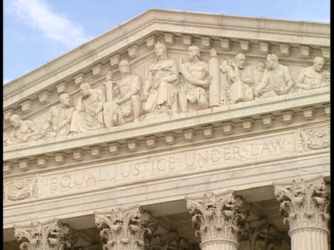 CU, ZO, MS, USA, Washington, D.C. Supreme Court building