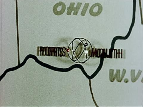 vídeos y material grabado en eventos de stock de washington d.c., united states capitol building, thomas jefferson memorial, atomic energy commission, ohio river valley, men entering united states... - signo de puntuación