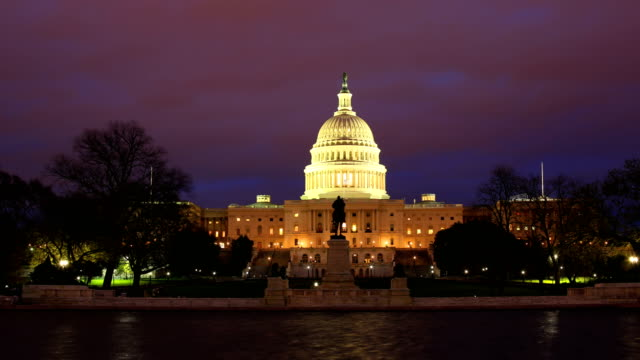washington dc - capitol building washington dc stock videos & royalty-free footage