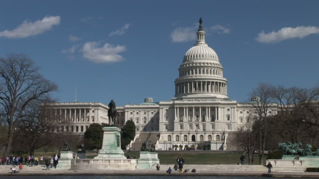 Washington DCCapitol Building in Washington DC United States