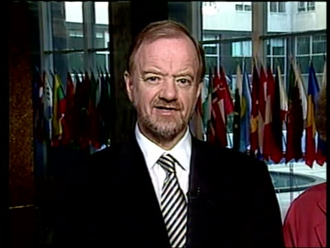 vidéos et rushes de british foreign secretary robin cook mp interview sot no allies closer than the united sttes and britain cook standing with secretary of state... - forces alliées