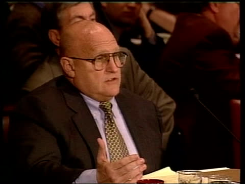 Washington MSs Members of Senate Foreign Relations Committee at meeting on Iraq Richard Armitage speaking SOT question is now how long to give...