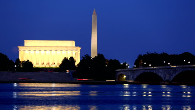 washington memorial - washington dc stock videos & royalty-free footage