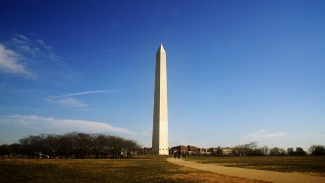 Washington Monument Timelapse