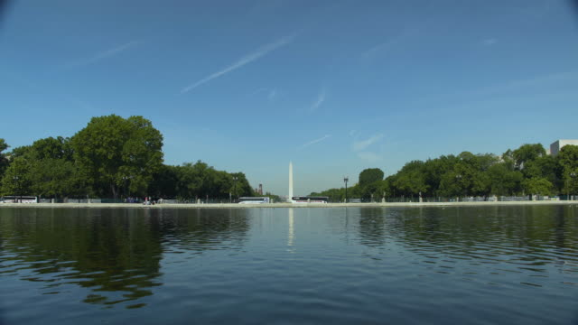 washington monument - national landmark stock videos & royalty-free footage