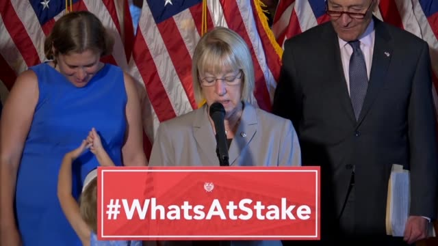 Washington Senator Patty Murray says President Donald Trump had not hesitated to slash investments in insurance coverage or lower healthcare costs...