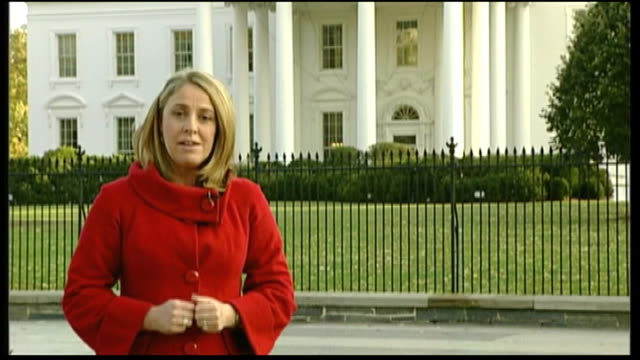 washington white house ext reporter to camera - waterboarding stock videos & royalty-free footage