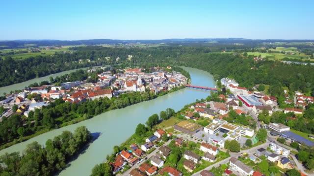 Wasserburg am Inn in Oberbayern