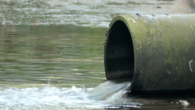 waste water pollution - drainage stock videos & royalty-free footage