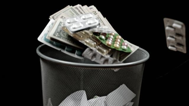 SLO MO Wasting money on medicine