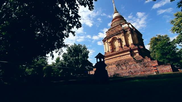 Wat Chet Yot Temple Chiangmai Thailand