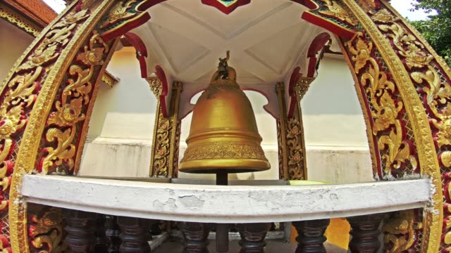 Chiang Mai, Thailand - April 7, 2018: Wat Phra That Doi Suthep is a popular tourist attraction of Chiang Mai, Thailand.