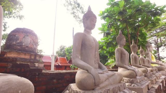 Wat Yai Chai Mongkhon in Ayutthaya