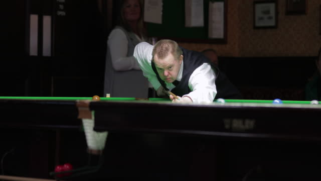watching his shot - see other clips from this shoot 56 stock videos & royalty-free footage
