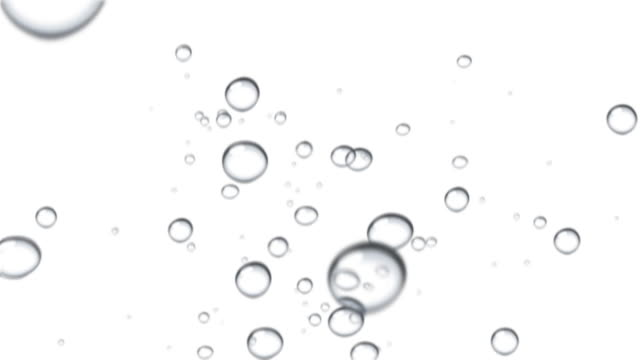 water bubble image hd - glass material stock videos & royalty-free footage