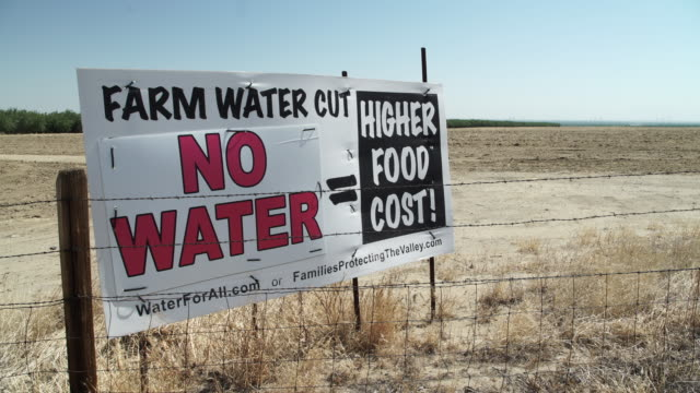 ca water crisis - drought stock videos and b-roll footage
