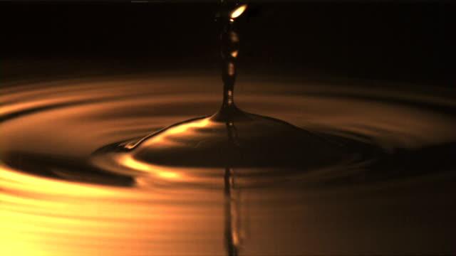 vídeos de stock, filmes e b-roll de water drop - gota líquido