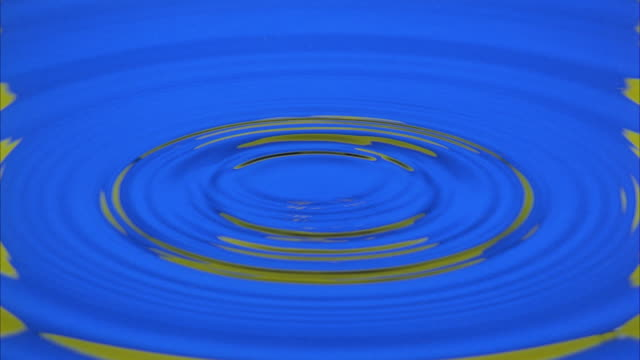 t/l, cu, water droplets rippling water surface - 1993 stock videos & royalty-free footage