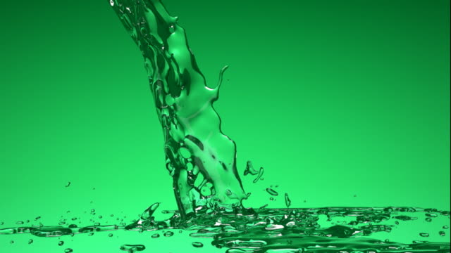 water flow - green background stock videos & royalty-free footage
