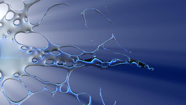 水の流れ - 結露点の映像素材/bロール