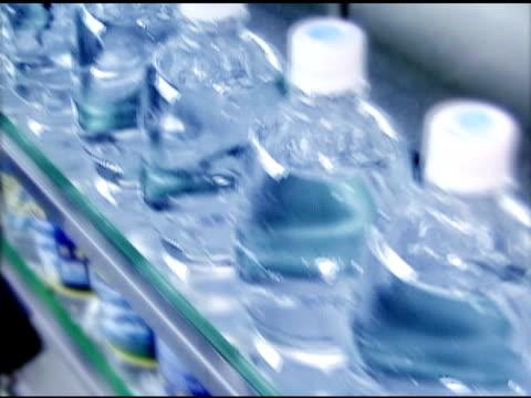 water in plastic bottle (pet) - {{asset.href}} stock videos & royalty-free footage