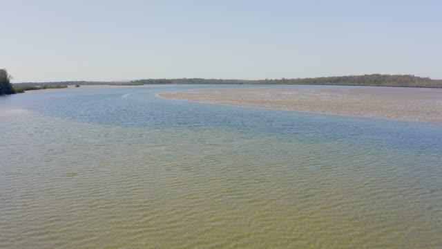 water lane - estuary stock videos & royalty-free footage