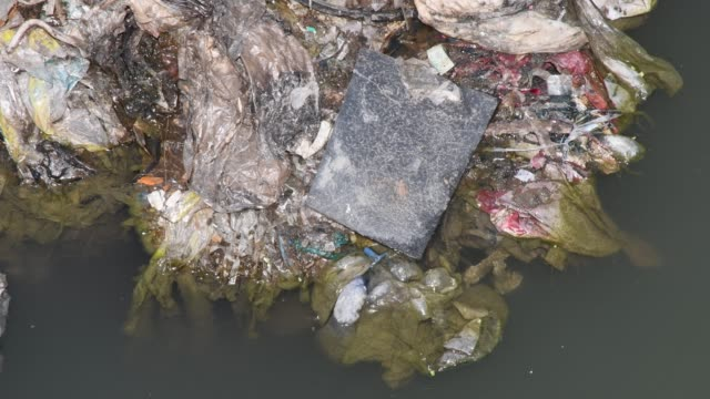 water pollution in bangladesh - flowing water stock videos & royalty-free footage