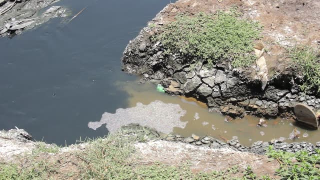 Water Pollution in Citarum River Indonesia