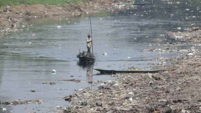 Water Pollution in the Citarum River