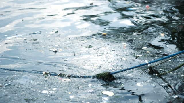 水質汚染 - ボング点の映像素材/bロール
