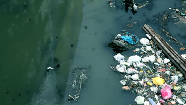water pollution - water pollution stock videos & royalty-free footage