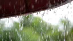 SLO MO Water Raindrop