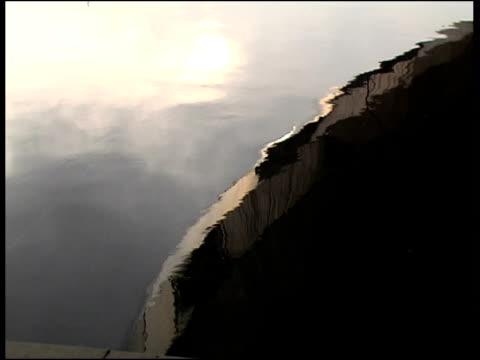 vídeos y material grabado en eventos de stock de ondulación de agua - montaje documental