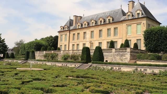 FRA: Auvers-sur-Oise Site Of Where Vincent van Gogh Last Painted