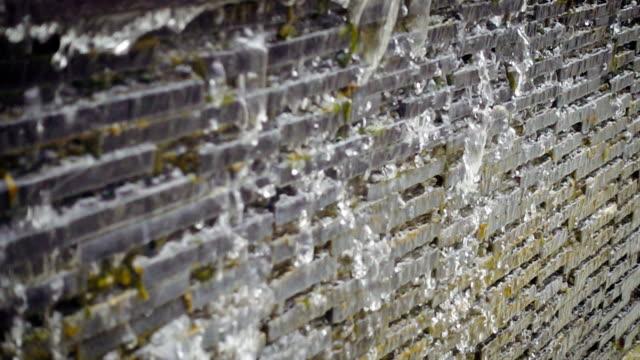 vídeos y material grabado en eventos de stock de el agua salpica, super lenta. - agua del grifo