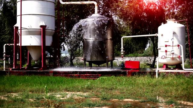Vatten ackumulatortank