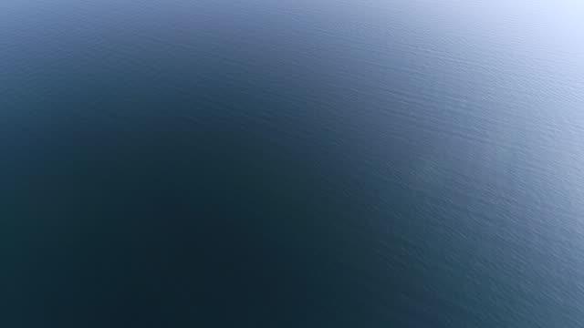 stockvideo's en b-roll-footage met water oppervlak van high angle view - dark