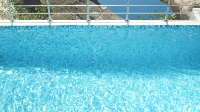 Water surface & pool & seascape