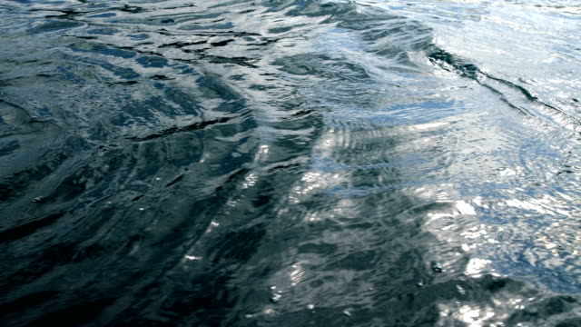 water surface with whirlpools - rippled stock videos & royalty-free footage