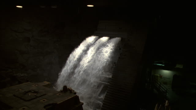 HA Water surging, flowing, and stopping in old waterworks