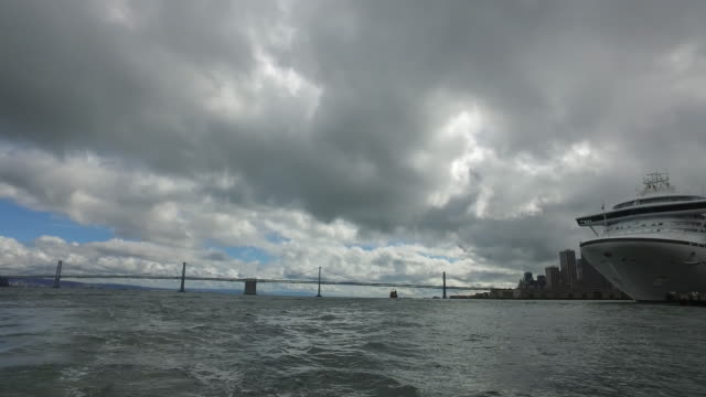 Water Taxi Ride with view of San Francisco, California