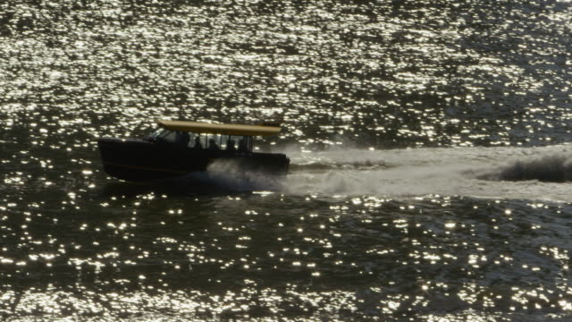 Water Taxis in the Port of Rotterdam The Netherlands