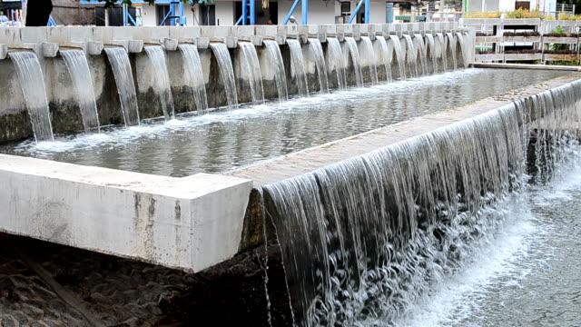 vídeos y material grabado en eventos de stock de tratamiento de agua - sewerage
