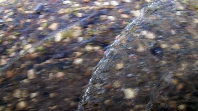 vídeos y material grabado en eventos de stock de cámara lenta de ondas de agua - gota de agua salpicando